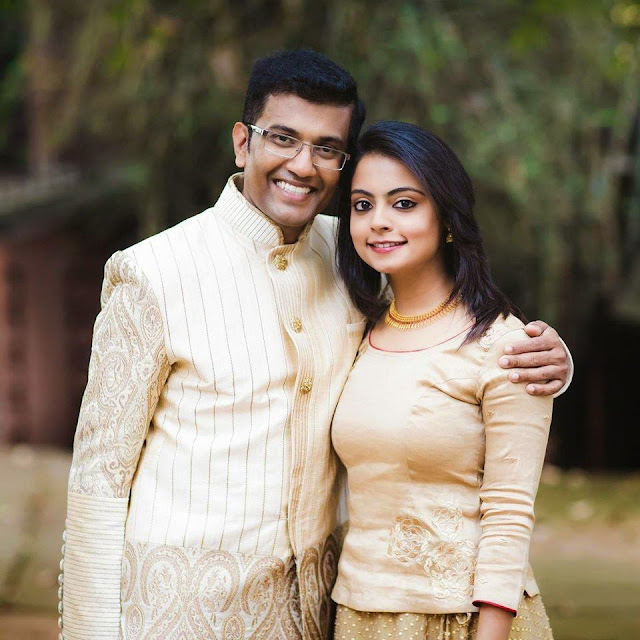 Actress Maria Roy Marriage Photos