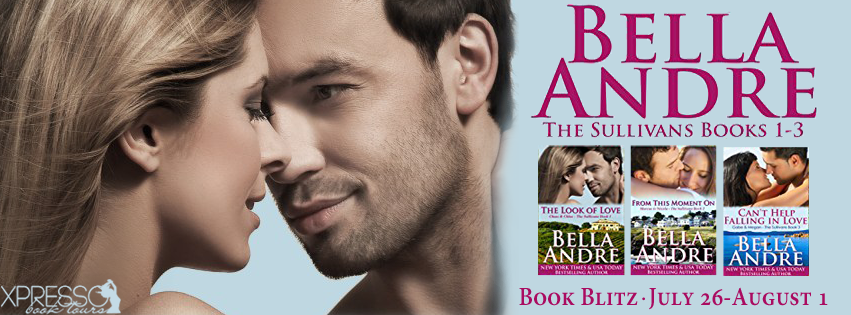 The Sullivans Book Blitz
