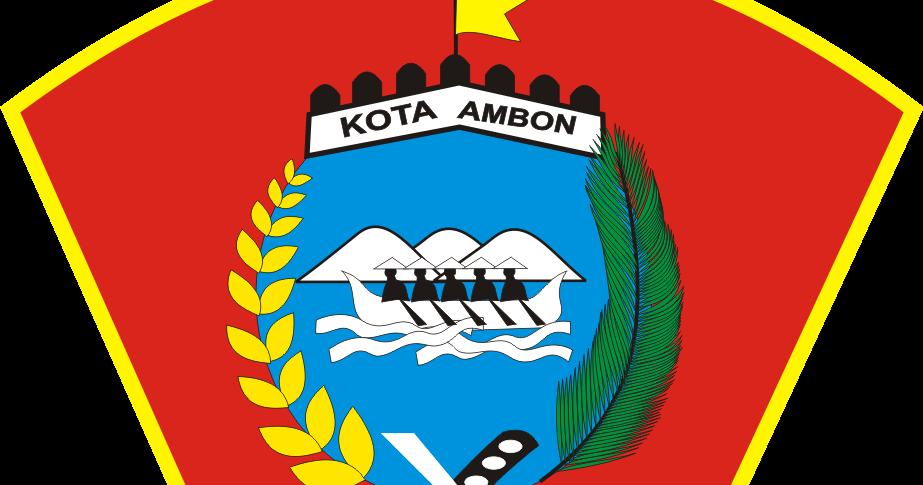 Logo Kabupaten Kota Logo Kota Ambon Maluku