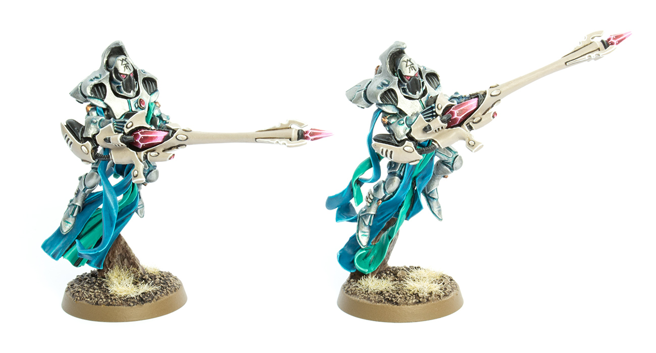 Showcase: Eldar Shadow Spectres - Tale of Painters