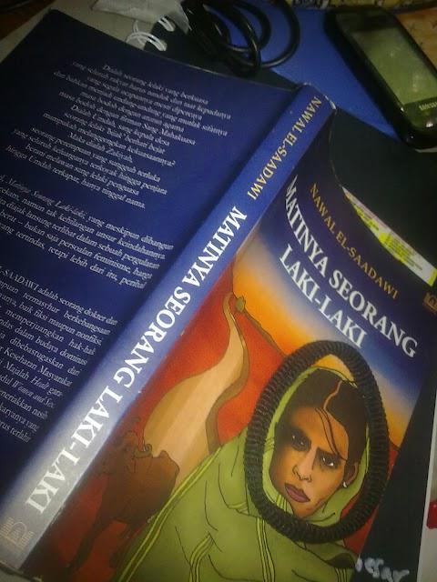 Buku Matinya Seorang Laki-Laki