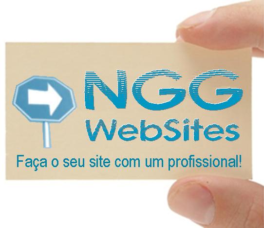 NGGWebSites - Faça o seu site com um profissional! !