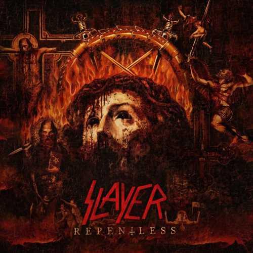 SLAYER: Το εξώφυλλο του νέου album