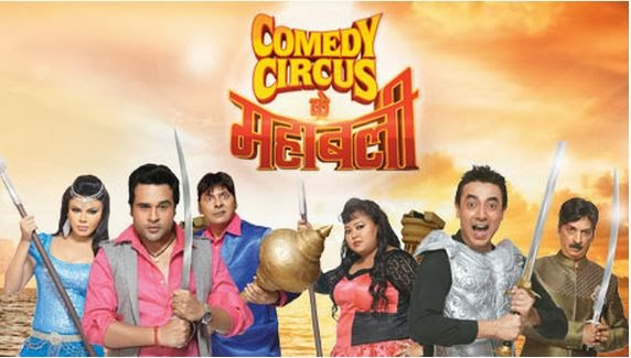 crazy comedy circus , comedy circus hit