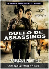 Capa Duelo de Assassinos Dublado Torrent (2013) Baixaki Download