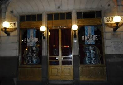* BAR SUR  Esquina Histórica de la Boheima y la Cultura de Buenos Aires
