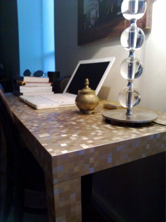 ikea lack console table get home decorating. Black Bedroom Furniture Sets. Home Design Ideas