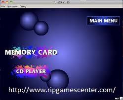 PSXFin Emulator