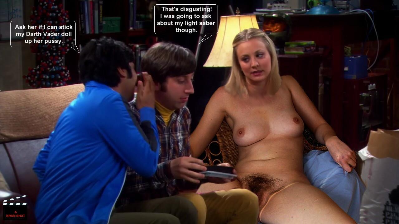 penny the big bang theory porn