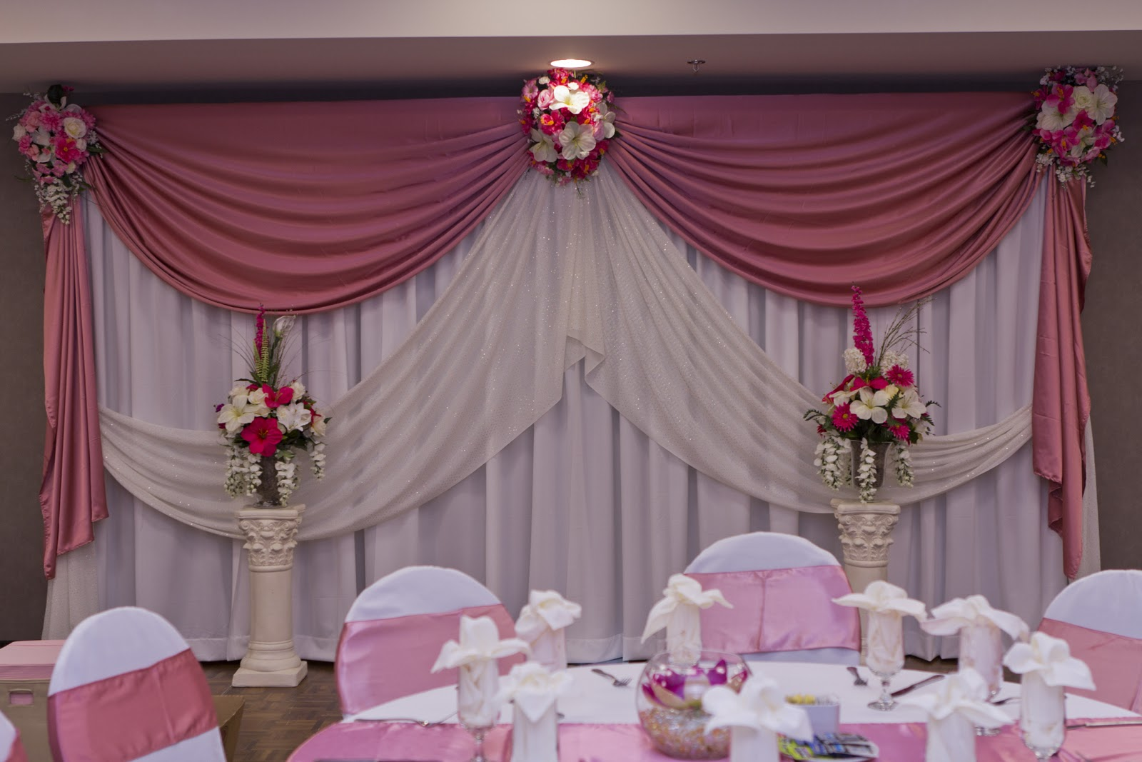 Wedding Decoration Decor Service And Rentals Backdrops Stage Venue