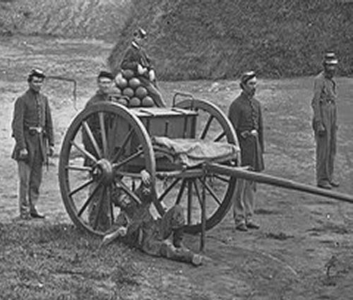 Artillery Limbers picture 1