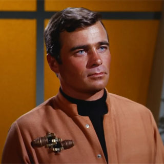 Glenn Corbett as Zephraim Cochrane Star Trek First Contact 1996 movieloversreviews.blogspot.com