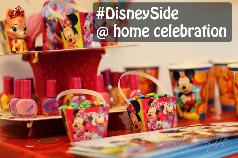 #DisneySide @Home Celebration