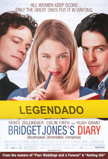 O Diário de Bridget Jones – Legendado