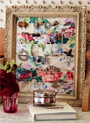 Shabby chic & crafty crafts ideas