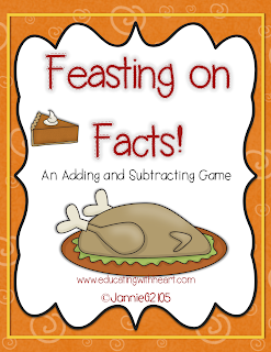 https://www.teacherspayteachers.com/Product/Feasting-on-Facts-A-Common-Core-Aligned-Math-Game-984757