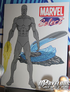 Marvel Select Silver Surfer figure
