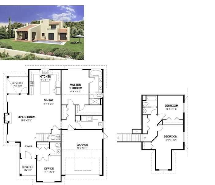 dise os de casas planos gratis planos casas mediterraneas