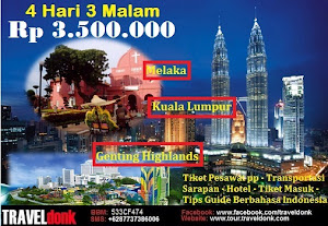 Paket Tur ke Kuala Lumpur