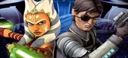 Novo desenho animado de Star Wars estreia em Outubro