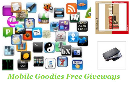 mobile goodies giveaway