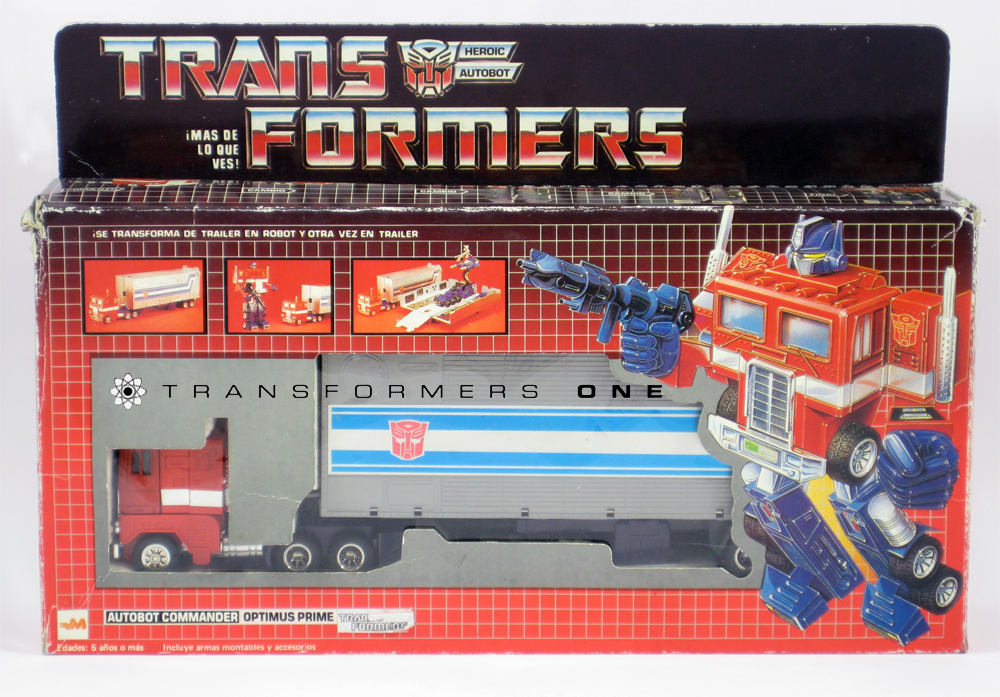 Maz vam predstavlja: Marćanka G1 Optimus Prime i kratki istorijat Transformersa u ex-YU Yugo01