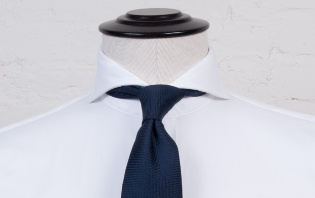 PROPER CLOTH SOFT CUTAWAY COLLAR