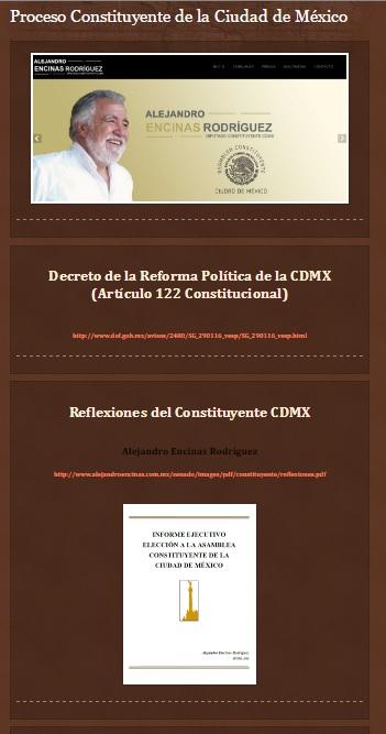Proceso Constituyente CDMX