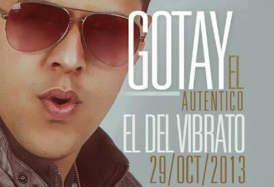 Gotay 'El Autentiko' 'El del Vibrato' Album