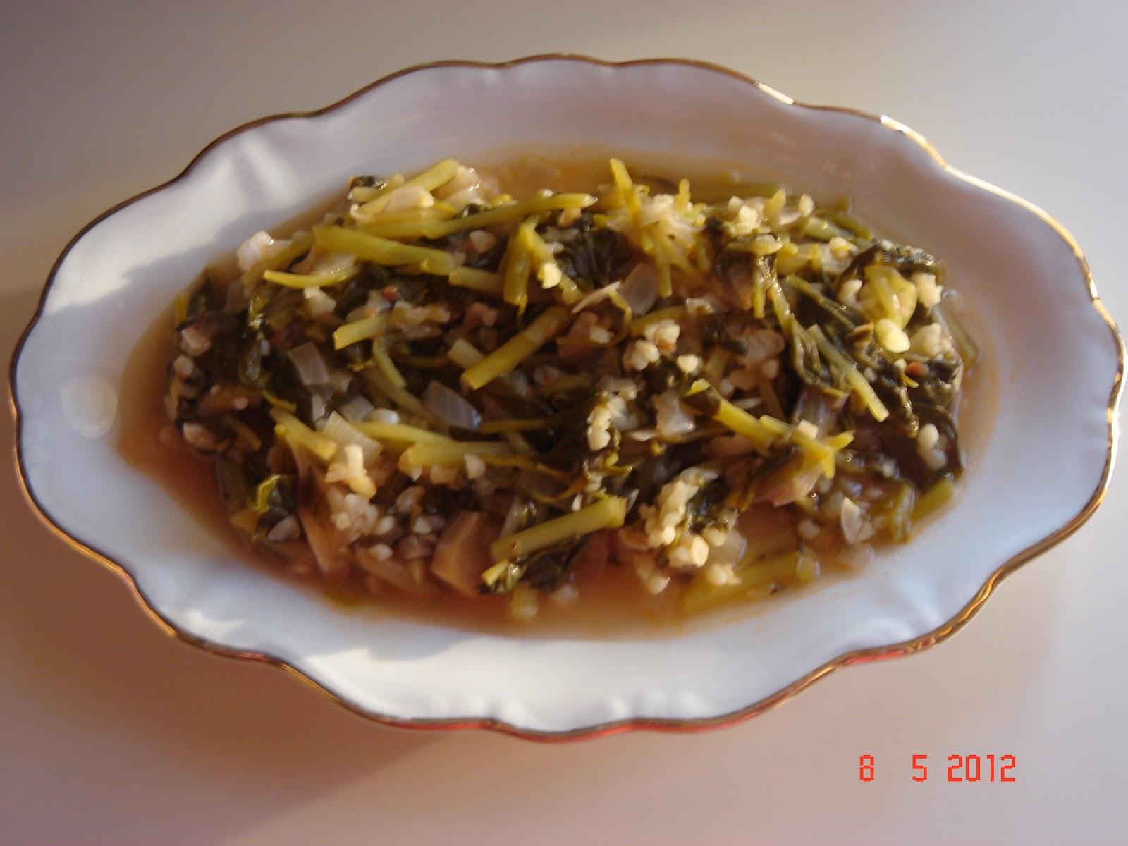 Zeytinyağlı Semizotu