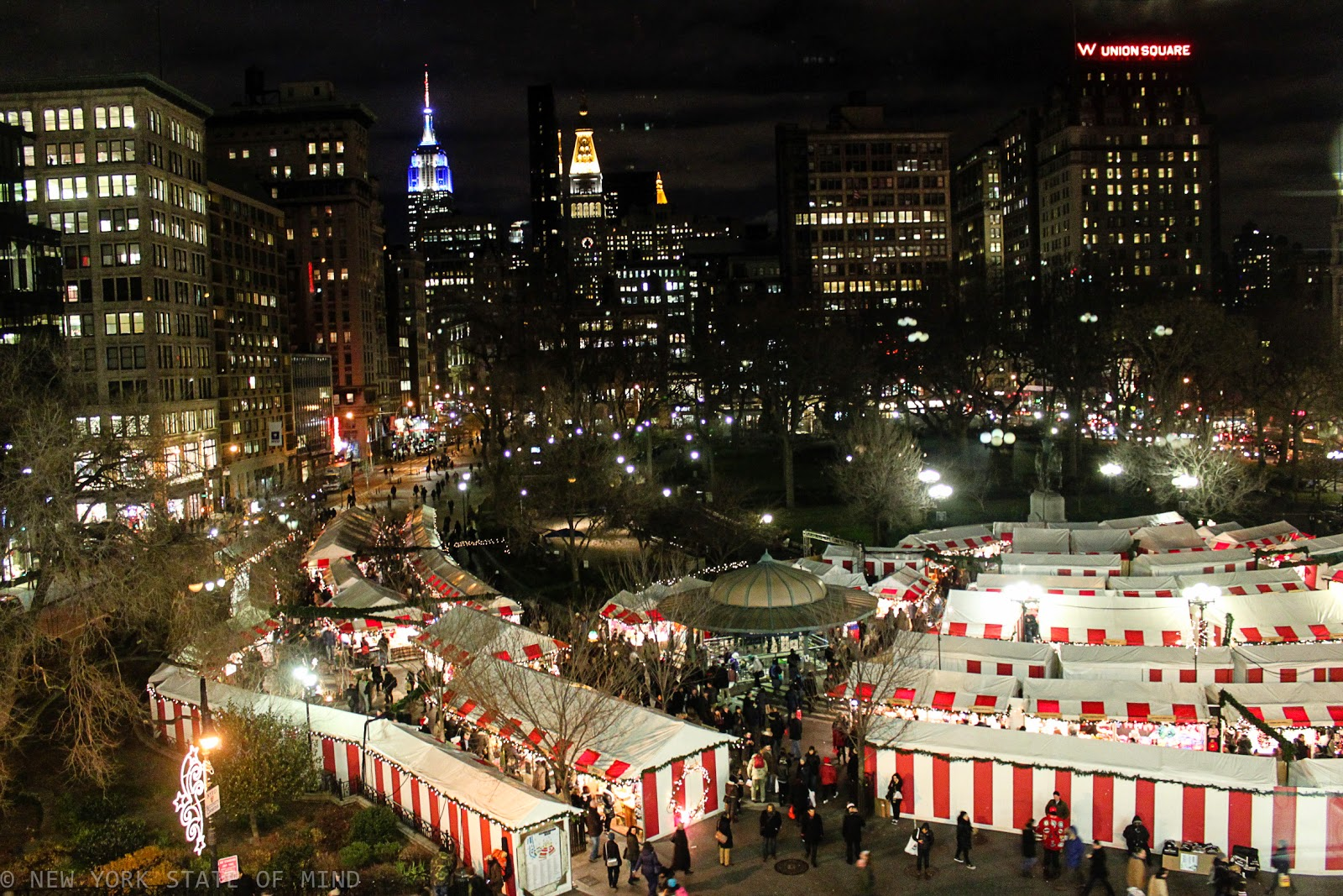 New York State of Mind: Twelve dates of Christmas: On the seventh ...