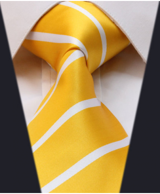 https://gentlemanjoe.com/index.php/yellow-white-striped-tie.html
