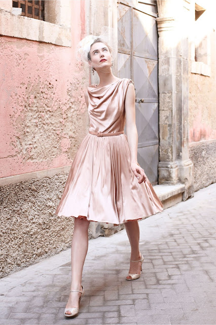 blush bridesmaid dresses - Cool Chic Style Fashion