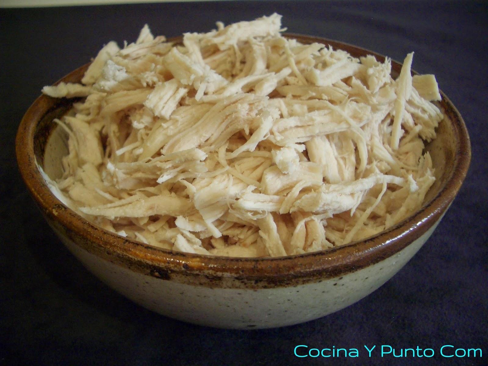 Cocina y punto com enfrijoladas con pollo for Cocinas puntocom
