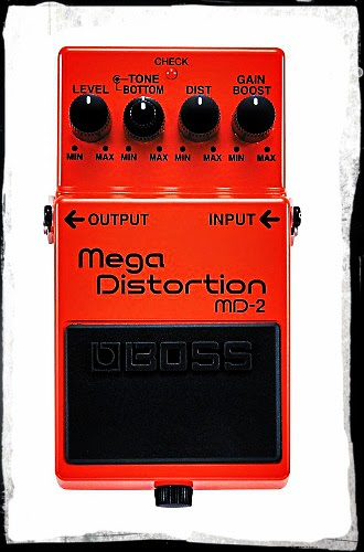 Deal on Boss MD-2 Mega Distortion