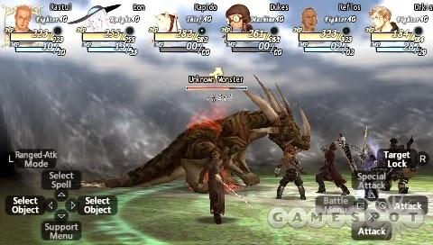 Valhalla Knights 2 Battle Stance   Download Game PSP ... Valhalla Knights Psp Iso