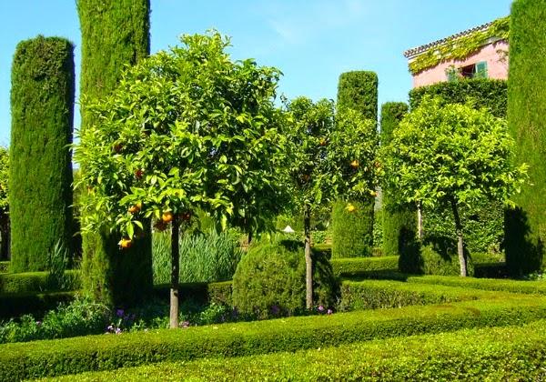 El jard n mediterr neo de l 39 albarda guia de jardin for Los jardines de la cartuja