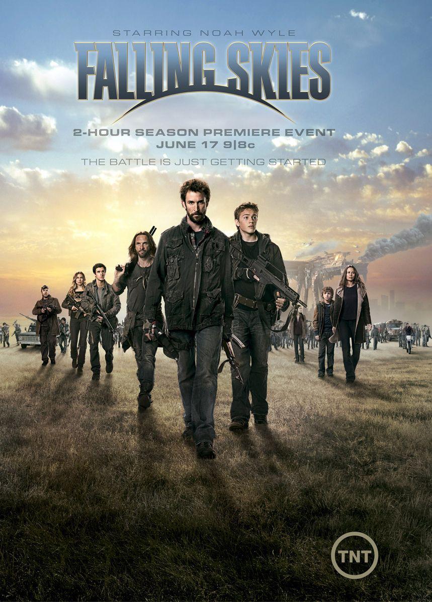 ซีรี่ย์ฝรั่ง Falling Skies season 2 : สงครามวันกู้โลก ปี 2 ...