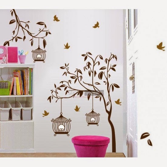 queen khadijah: wall sticker murah meriah malang