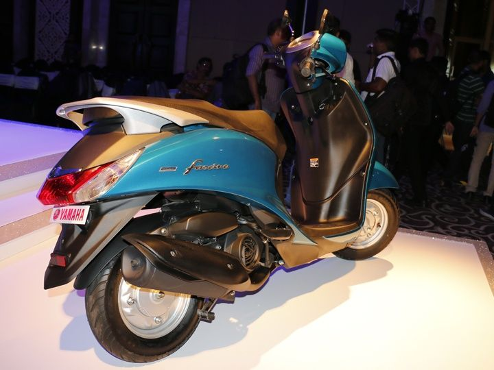 All New Launched Yamaha Fascino Scooter 2015 Bike Car