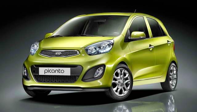 Novo Picanto 2014 2015 lançamento da kia motors