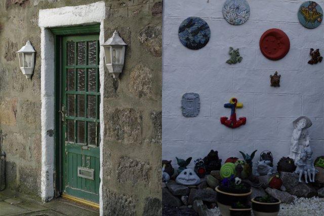 Barrio pesquero de Fittie, Footdee en Aberdeen