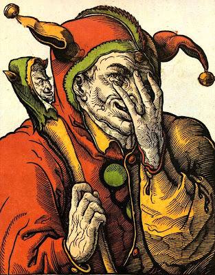 Der Schalcksnarr the jester the fool