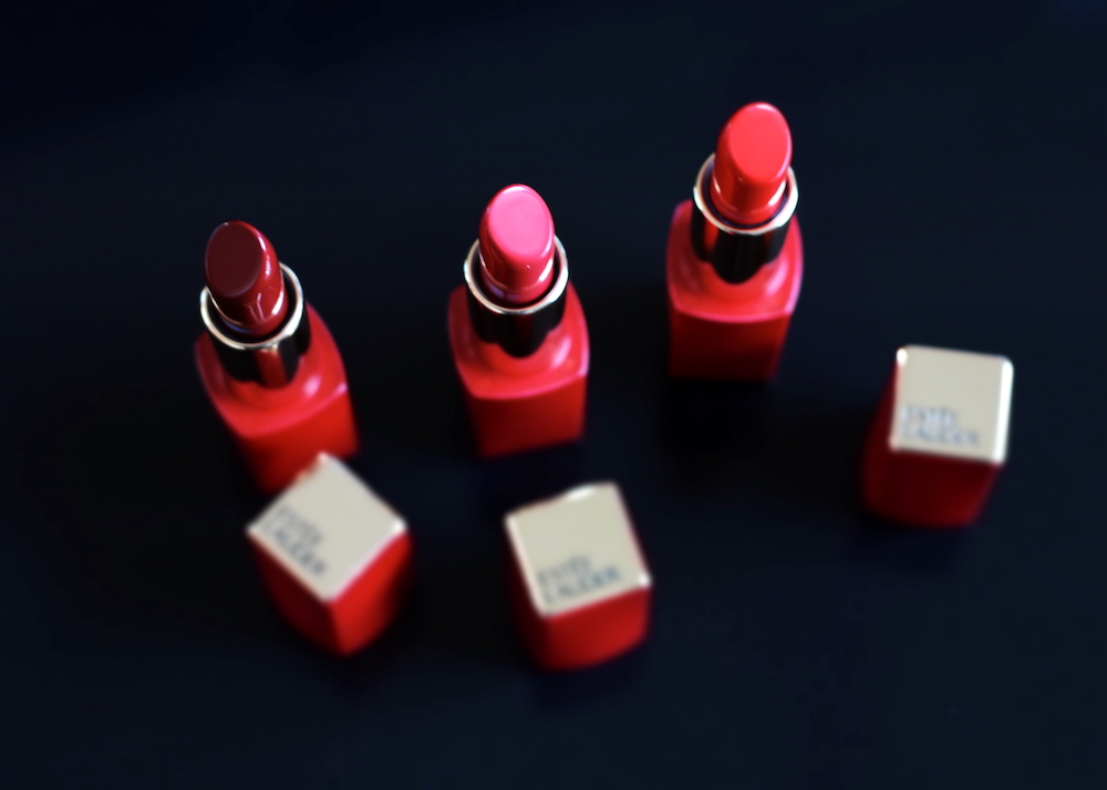 estee lauder modern muse le rouge red ego carnal envious