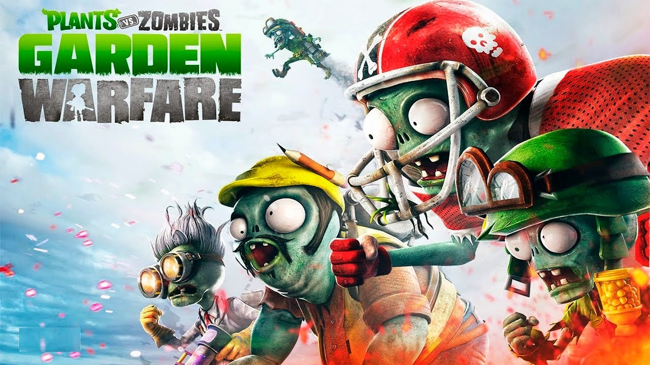 Plants vs Zombies: Garden Warfare Keygen PS3/PS4
