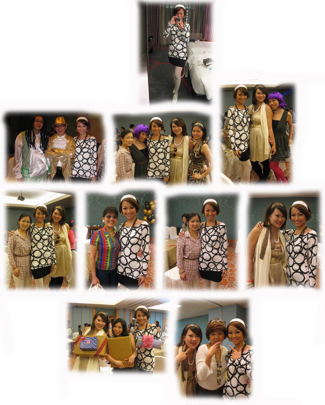 Singapore Retro Rent Wigs Costume 23