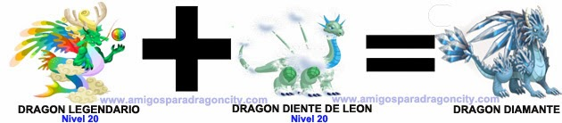 como sacar el dragon diamante en dragon city formula 1