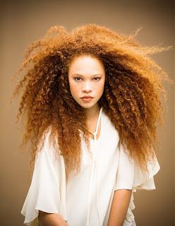 afro cheveux crépus frisés coupe femme black noire cheveux 2013