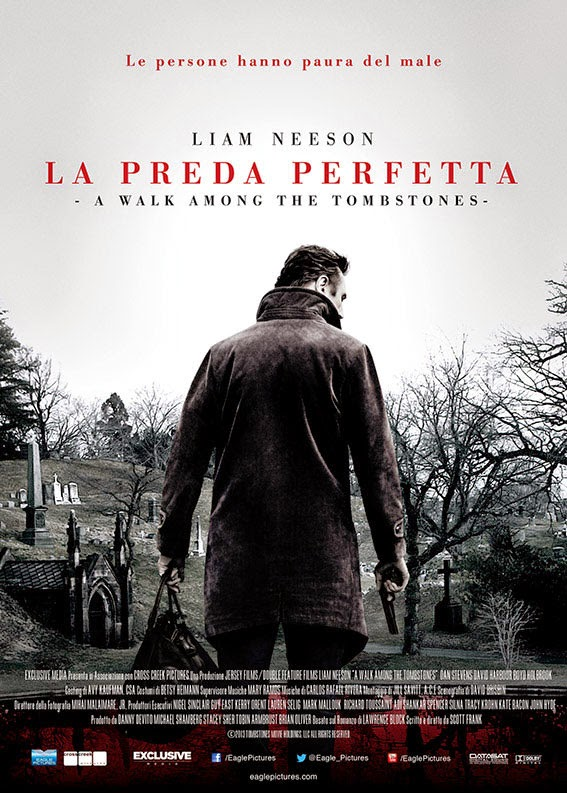 A Walk Among The Tombstones izle