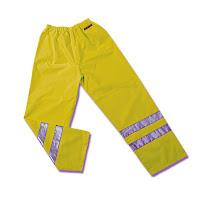 Más información : Pantalón Impermeable de Alta Visibilidad Aqua Fluo - MARCA